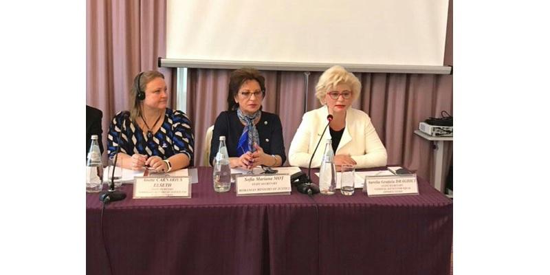 Conferința de închidere a programelor implementate de Ministerul Justiției în cadrul Mecanismului Financiar Norvegian 2009-2014