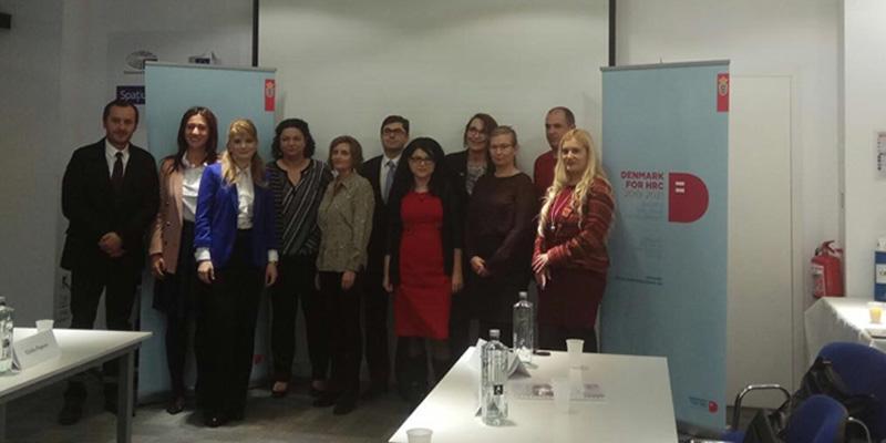 Vizita reprezentanților Ambasadei Danemarcei și a doamnei Lisbeth Jessen, Director Danner