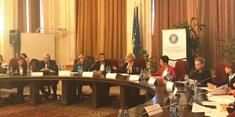 Reuniunea Comitetului Interministerial pentru Prevenirea și Combaterea Violenței în Familie – 29 noiembrie 2017