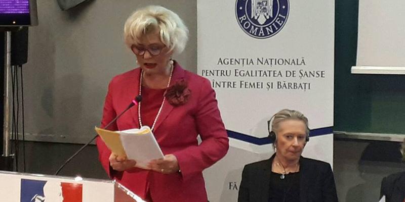 """Seminarul Internațional cu tema """"Voir, nommer, éliminer les violences contre les femmes"""""""