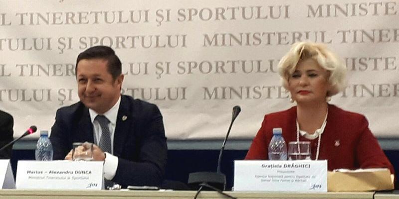 Secretarul de stat al ANES a participat astăzi la deschiderea Forumului pentru Drepturile Tinerilor