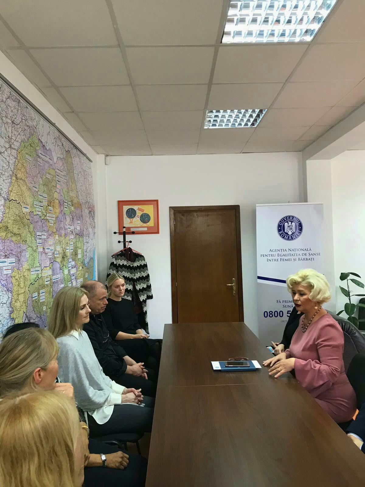 În perioada 20 – 22 martie s-a desfășurat la ANES vizita reprezentanților Ministerului Justiției al Regatului Unit al Norvegiei și a reprezentanților asociațiilor afiliate, Brøset și Shelter Mouvement.