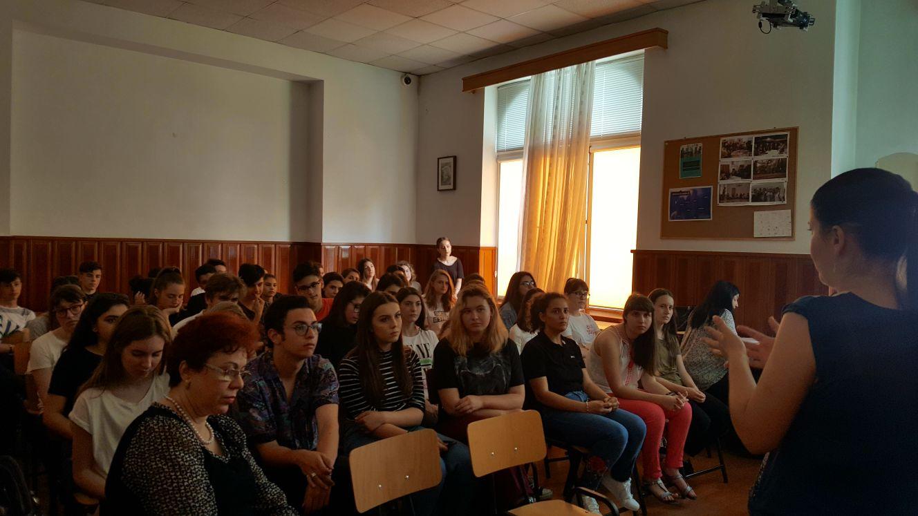 ANES organizează, pe parcursul Săptămânii Egalității de Șanse între Femei și Bărbați 7 – 11 mai a.c., dezbateri în 10 licee din București în colaborare cu  Inspectoratul Școlar General al Municipiului București și Professional Womens Network România - PWN.