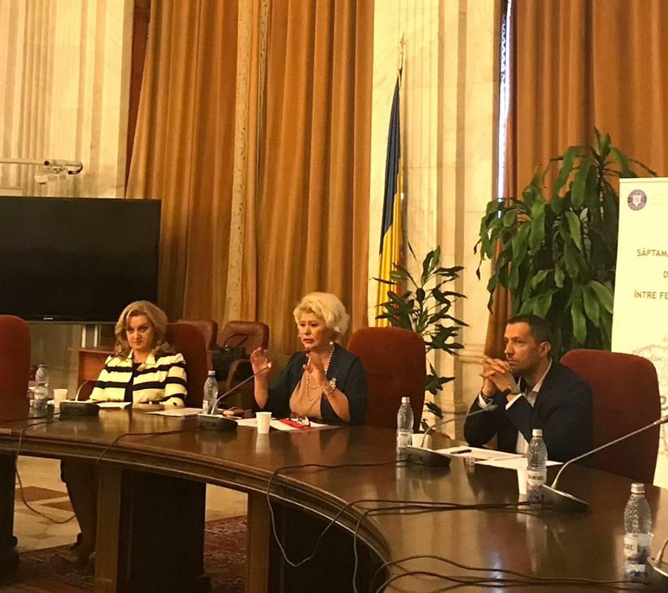 Astăzi, secretarul de stat al ANES, Grațiela Drăghici, a prezidat cea de-a doua reuniune a CONES.